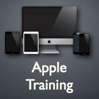 Apple Mac, iPad & iPhone Training in Brighton & Sussex