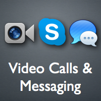 Video Calling & Instant Messaging