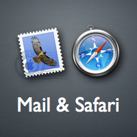 Mail & Safari