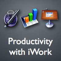 Productivity with iWork