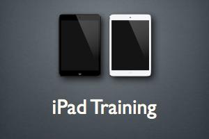 Apple iPad Training