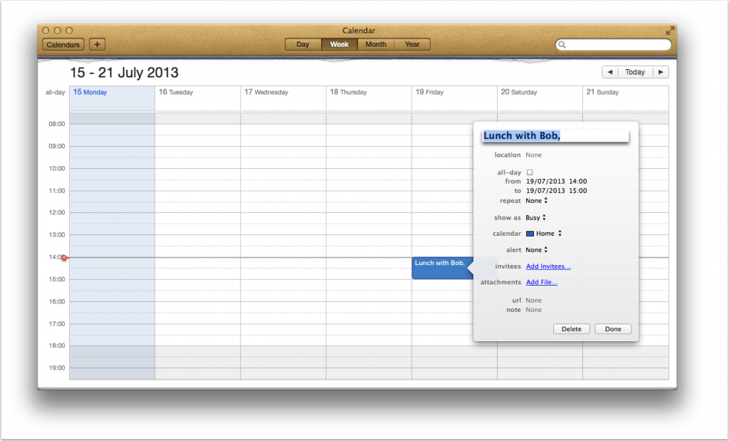 Calendar-creates-a-1-hour-long-event-on-the-date-and-time-typed